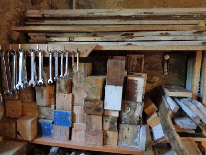 meubels van pallets zelf maken
